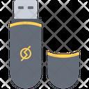 Flash Drive Data Icon
