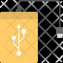 Flash Drive Datatraveler Icon