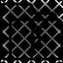 Flash Folder Data Icon