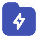 Flash Folder Flash Directory Icon