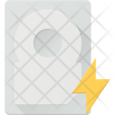 Flash Harddisk Icon