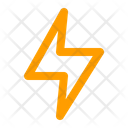 Lightning Power Flash Icon
