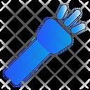 Flash Light Mobile Lamp Icon