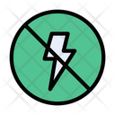 Off Flash Light Icon