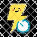 Flash Sale Sale Promotion Icon
