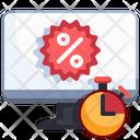 Flash Sale Flash Offer Flash Discount Icon