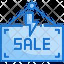 Flash Sale Icon