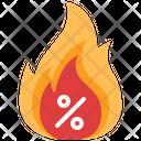 Flash Sales Flash Offer Flash Discount Icon