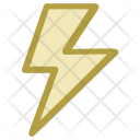 Flash Sign Thunderbolt Icon