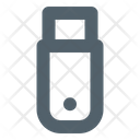 Flashdisk Usb Port Icon