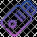 Flashdisk Disk Drive Icon