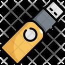 Flash Drive Drisk Icon