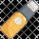 Flashdrive Drive Electronic Icon