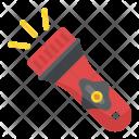 Torch Flashlight Light Icon