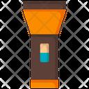 Flashlight Light Pocket Torch Icon