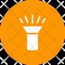 Flashlight Light Torch Icon