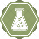 Flask Research Test Icon