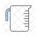 Flask Measuring Flask Cup Icon