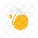 Flask Chemical Chemistry Icon