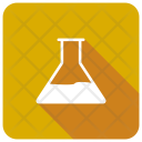 Flask Lab Test Icon
