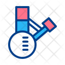 Flask Education Study Icon