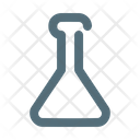 Flask Chemical Bottle Icon