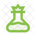 Flask Experiment Chemistry Icon