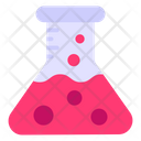 Flask Conical Flask Laboratory Tool Icon