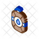 Bottle Container Water Icon