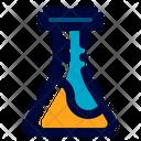 Flask Lab Laboratory Icon