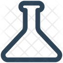 Flask Tube Lab Icon