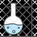 Flask Tube Beaker Icon