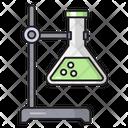 Flask Beaker Science Icon