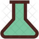 Flask Experiment Laboratory Icon