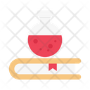Science Flask Book Icon