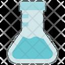 Chemistry Flask Beaker Icon
