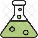 Chemistry Experiment Flask Icon