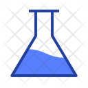 Flask Chemistry Experiment Icon