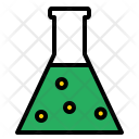 Flask Chemical Treatment Icon