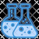 Flask Chemistry Laboratory Icon