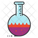 Flask Test Tube Icon