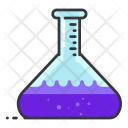 Tube Flask Science Icon