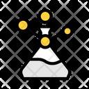 Flask Beaker Education Icon