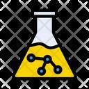 Lab Flask Medical Icon