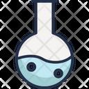 Flask Lab Glassware Lab Research Icon