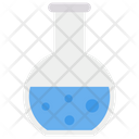 Flask Beaker Lab Icon
