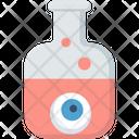 Flask Eye Ball Poison Icon