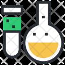 Flask Lab Glassware Icon