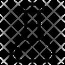 Laboratorium Case Chemical Icon