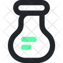 Glass Science Lab Icon